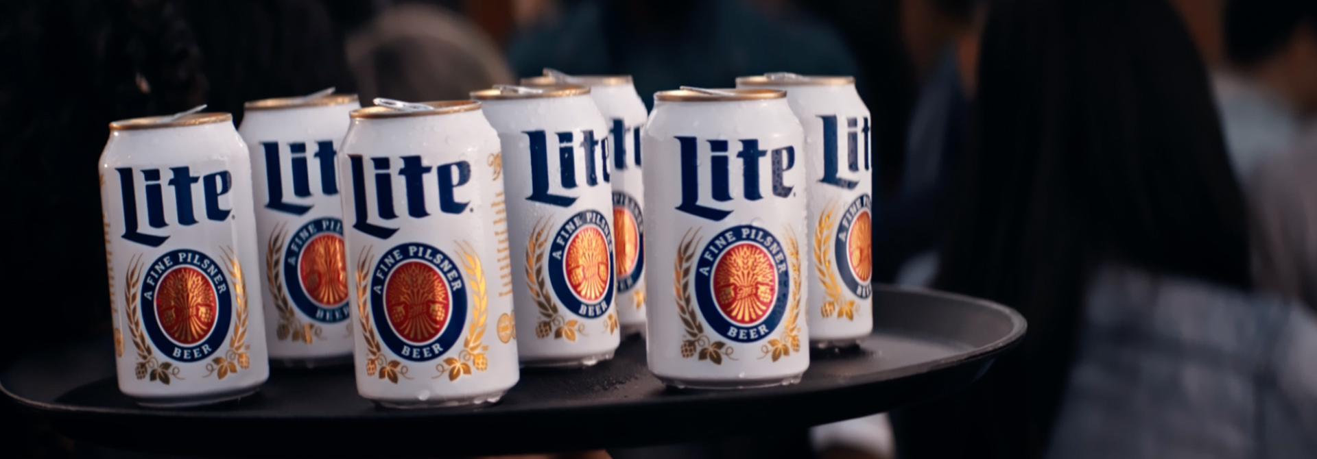 Miller Lite Cans Our Beer