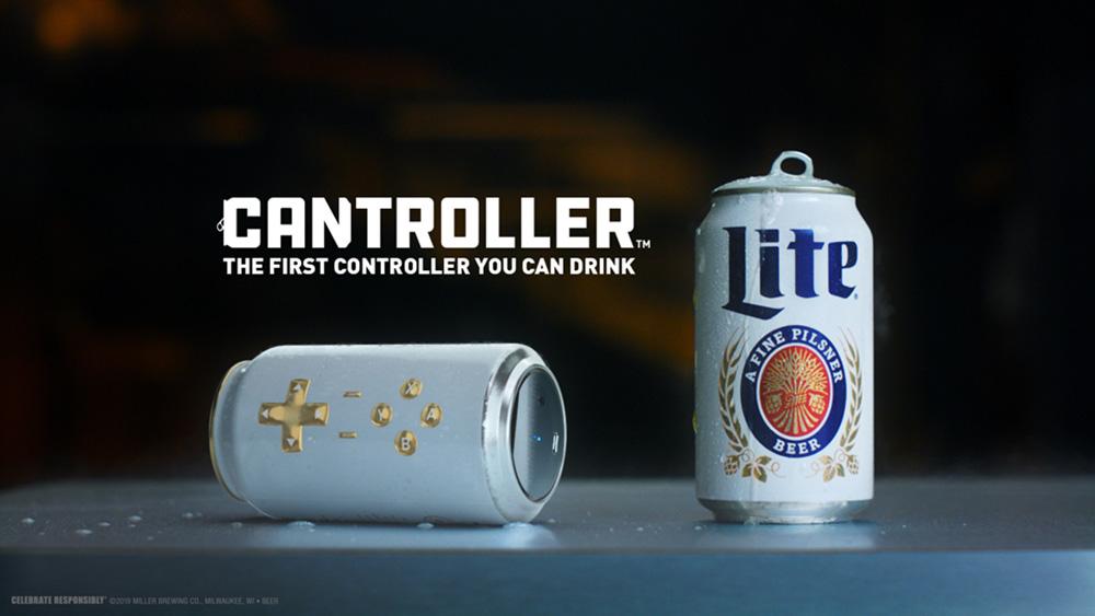 Cantroller
